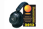 Audio-Technica ATH-ANC9 стала лауреатом CES Innovations 2013