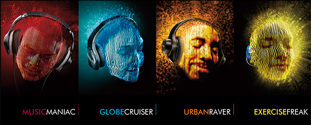 Новые линейки Denon: MUSIC MANIAC, GLOBE CRUISER, URBAN RAVER, EXERCISE FREAK