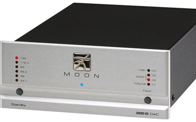 New Moon 300D v 2 DAC Audio