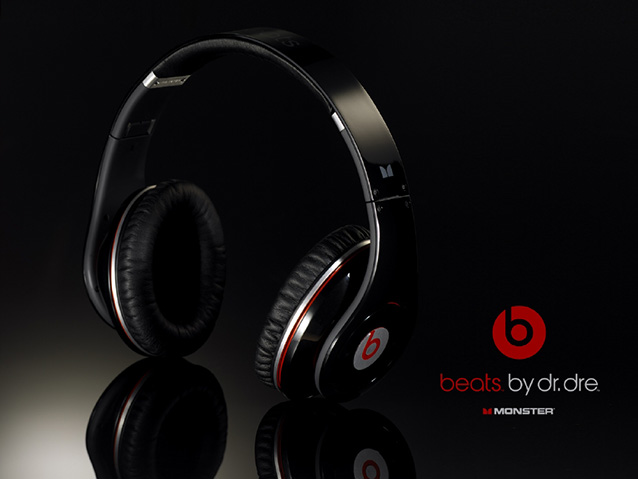 MONSTER CABLE BEATS BY DR DRE CASQUE STUDIO