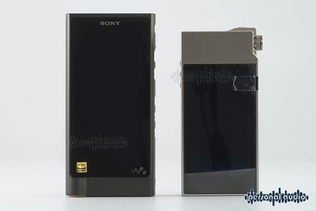 SONY WALKMAN NW-ZX2, Astell&Kern AK120 II