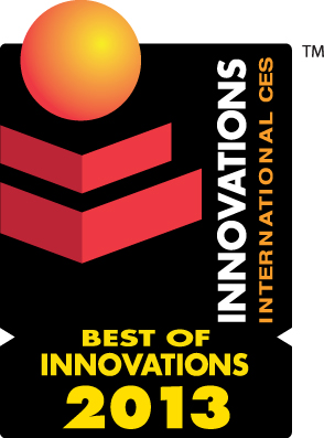 логотип выставки CES  Innovations 2013 Design and Engineering Award