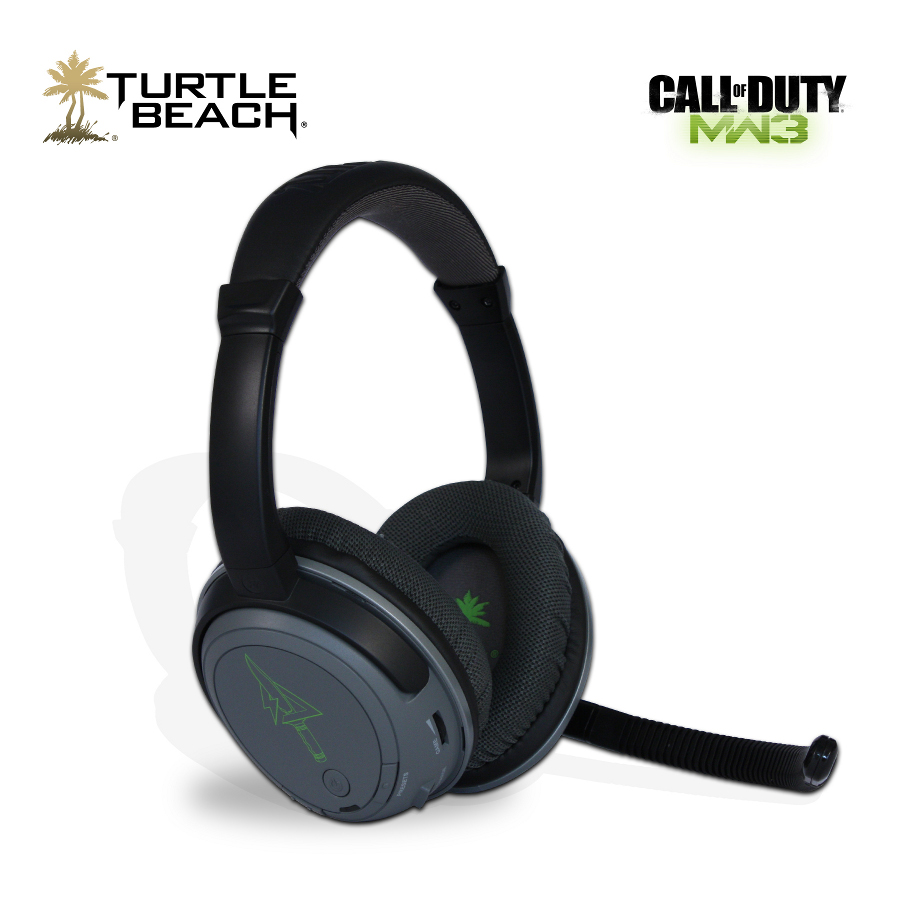 Беспроводная гарнитура Turtle Beach Call of Duty MW3 Ear Force Bravo