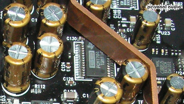 Sound Blaster ZxR DAC PCM1794 inside