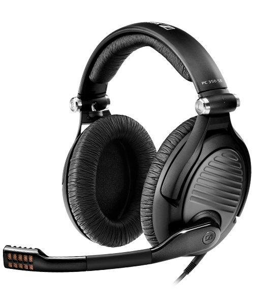 Гарнитура Sennheiser PC 350 Special Edition