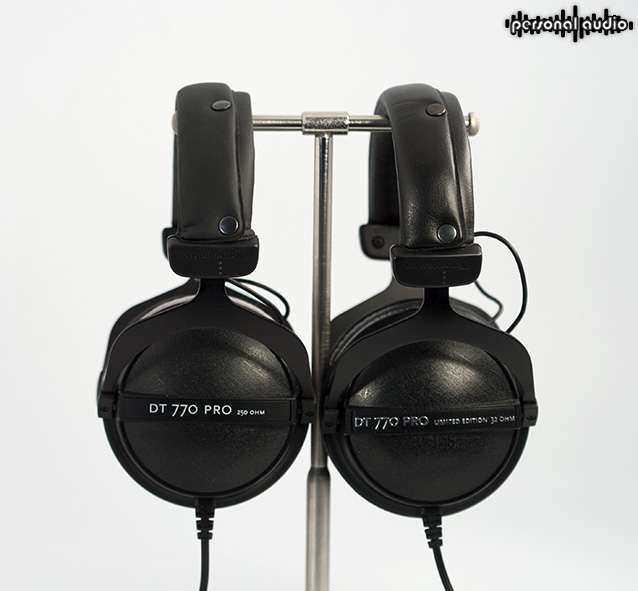 Наушники DT 770 PRO 250 Ohm и наушники Beyerdynamic DT 770 PRO 32 Ohm LE (Limited Edition)
