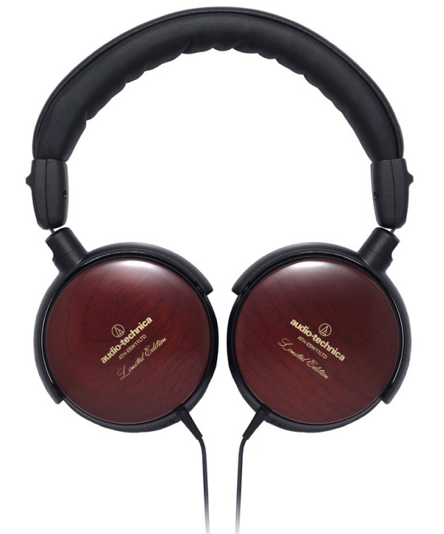Наушники Audio-Technica ATH-ESW11LTD