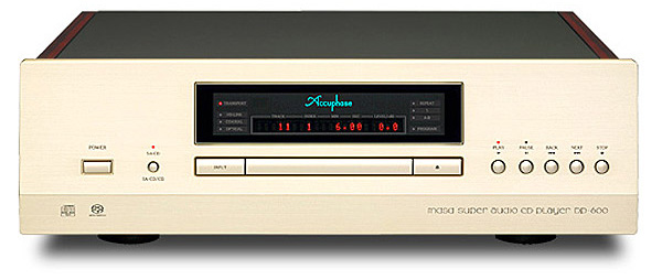 Accuphase DP-100 CD/SACD transport