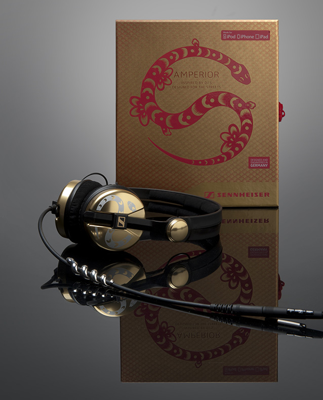 Наушники Sennheiser Amperior Year of the Snake Edition