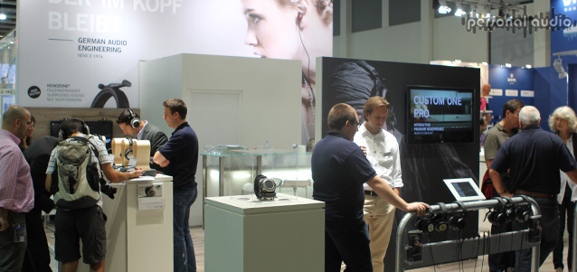 Beyerdynamic на IFA 2012